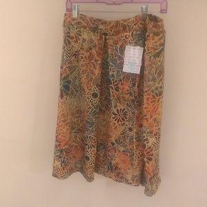 2XL NWT bohemian-inspired Lularoe Madison skirt